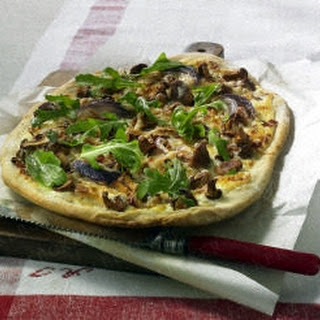 Hamburger Mushroom Pizza Recipes