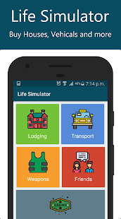 Game Life Simulator APK for Kindle