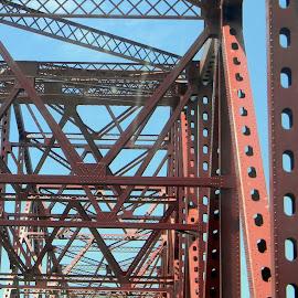 by Karen Hodges - Buildings & Architecture Bridges & Suspended Structures
