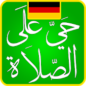 APK App Muslim Germany Prayer Times for BB, BlackBerry
