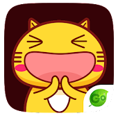GO Keyboard Hami Sticker APK for Bluestacks