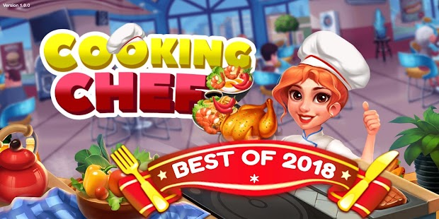 Cooking Chef Craze for pc