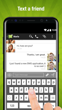 SMS From Android 4.4 APK screenshot thumbnail 7
