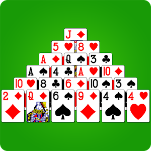 Pyramid Solitaire For PC