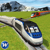 Game Train Driving Euro City Adventure APK for Windows Phone