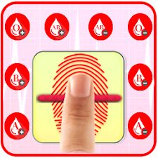 Blood Group Scanner Prank