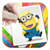 Download How To Draw Minions APK on PC
