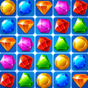 Jewel Adventure - Match 3 In Temple & Jungle For PC (Windows And Mac)