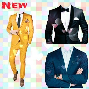 Man Formal Photo Suit Editor