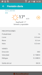 AccuWeather Platinum 4.7.4 APK 5