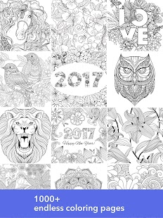 App InColor - Coloring Book APK for Kindle