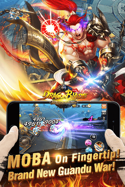 Dragon Blade - New Version War Screenshot