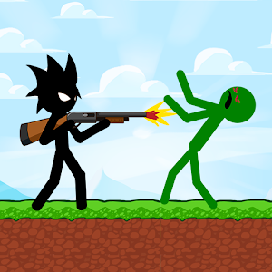 Stickman Zombie Shooter For PC / Windows 7/8/10 / Mac – Free Download