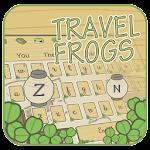 Travel Frog Keyboard Theme Icon