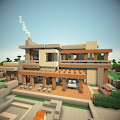 House for Minecraft Build Idea APK for Bluestacks