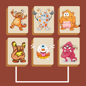 Monsters Onet - A Connect Game