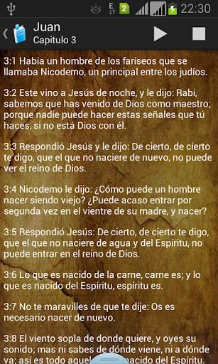 Santa Biblia RVR1960 screenshot 3