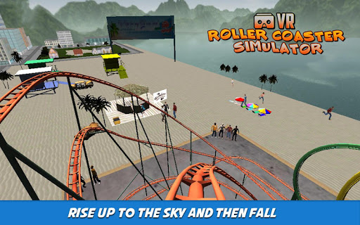 VR Roller Coaster Simulator For PC