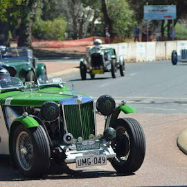 Vintage metal by Shane Cassidy - Sports & Fitness Motorsports ( car, race car, motor sport, speed, vintage, race, historic, northan, transport, mg, post classic, circuit, street circuit, fast, motorsport, regularity, classic, flying 50 )
