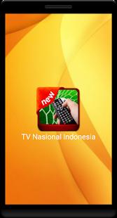 TV Nasional Indonesia - TV Online Indonesia List APK for Bluestacks