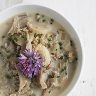 Asian Clam Chowder