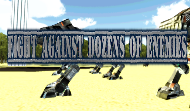 Robot Damn apk screenshot
