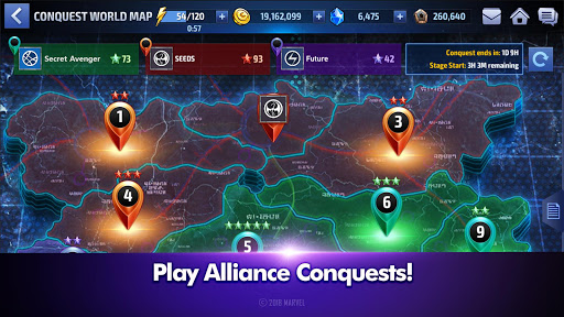 MARVEL Future Fight screenshot 4