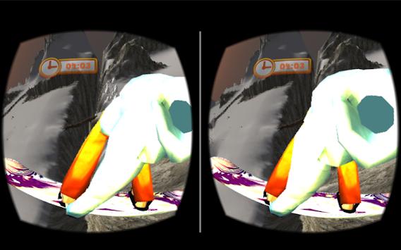 Mad Snowboarding VR apk screenshot