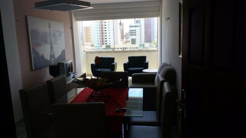 Apartamento residencial à venda, Jardim Oceania, João Pessoa - AP5183.