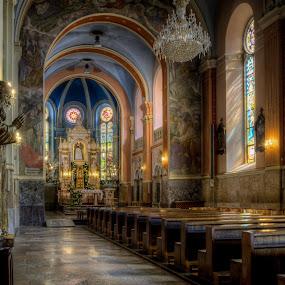 Basilica in Marija Bistrica by Bojan Bilas - Buildings & Architecture Places of Worship