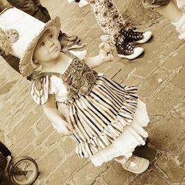 steampunk by Kathleen Devai - People Street & Candids ( child, sepia, lincoln, lincolnasylum, steampunk )