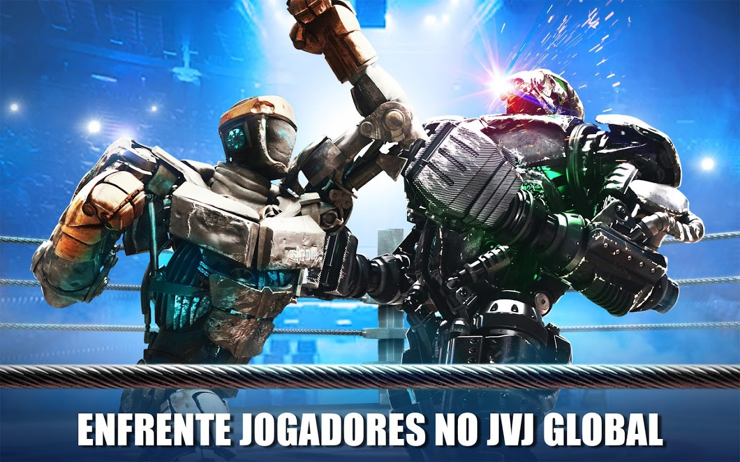 Real Steel World Robot Boxing: captura de tela