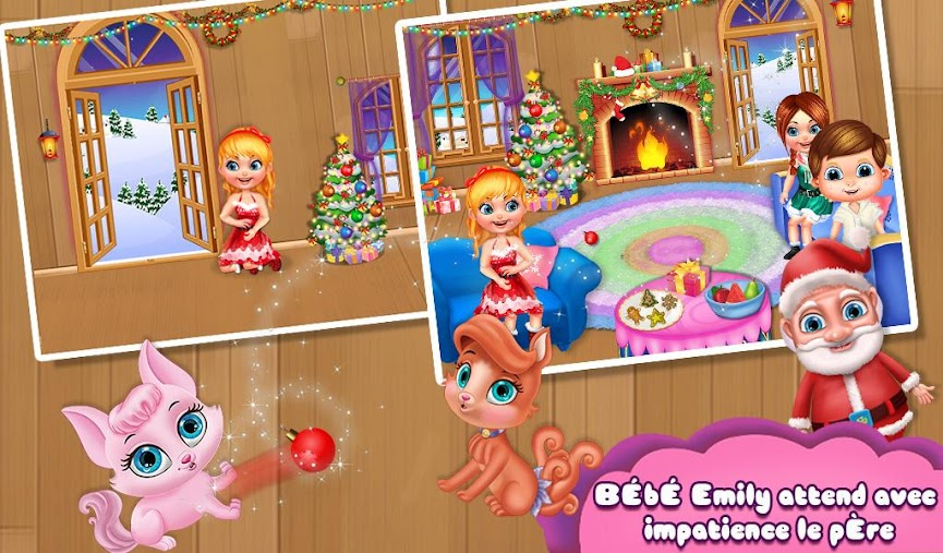 Baby Emily Christmas Time APK