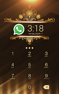 Gold Metal CM SecurityTheme 이미지[2]