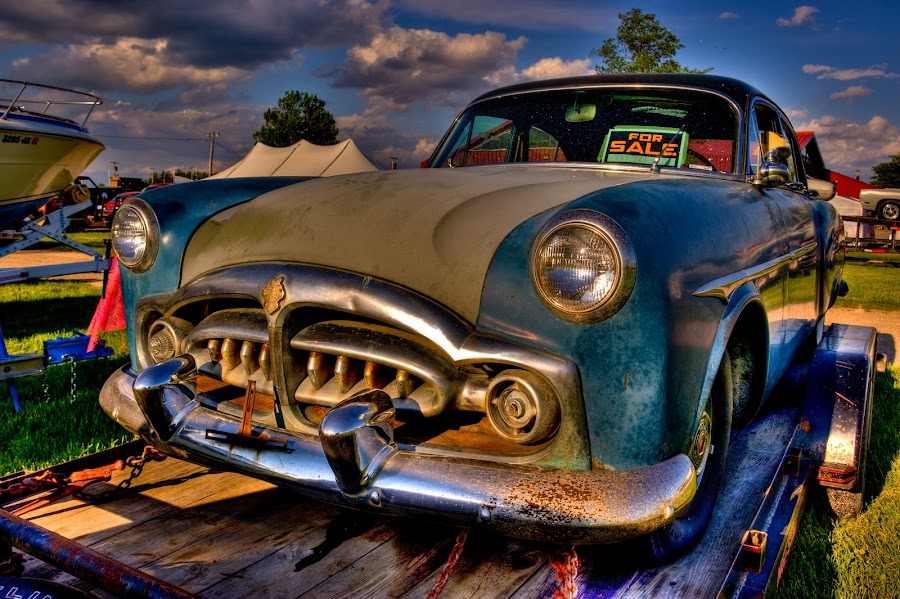 Hidden Gem by Bob Stafford - Transportation Automobiles ( 2009, hdr, festival, antique, photophanatics )