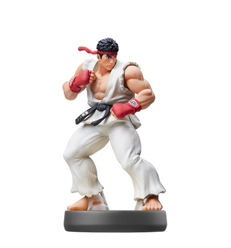 Ryu - Super Smash Bros. series