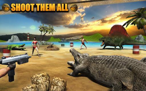 Shoot that Alligator - screenshot