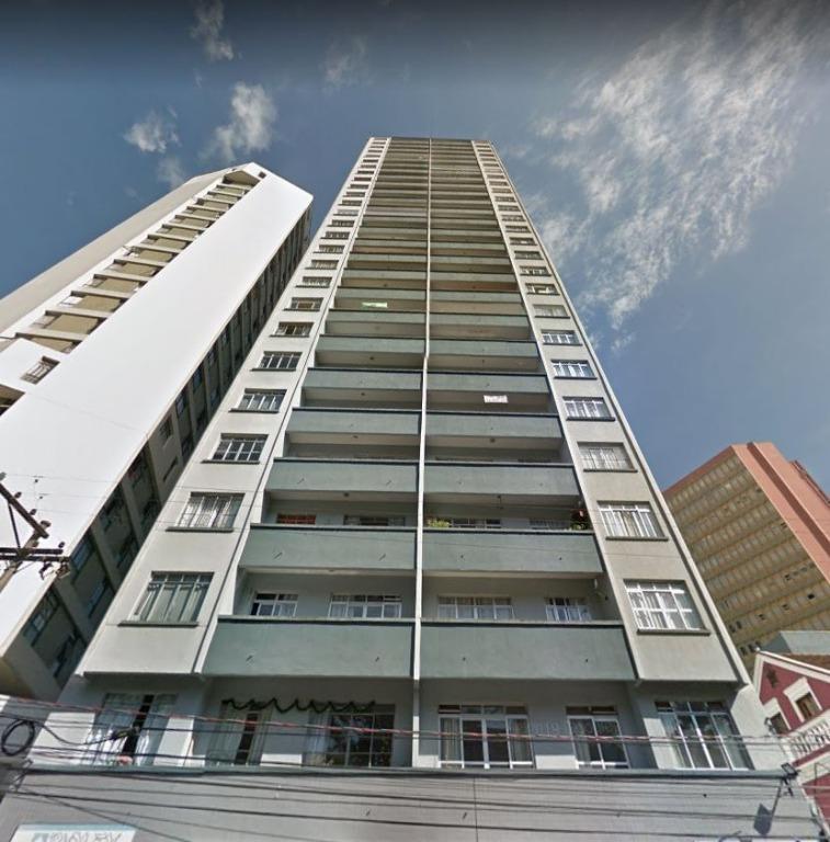 AP0285-ROM, Apartamento de 3 quartos, 105 m² para alugar no Centro - Curitiba/PR
