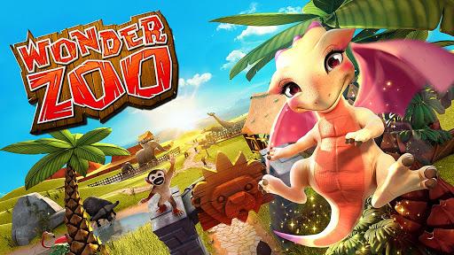 Wonder Zoo - Animal rescue ! screenshot 5