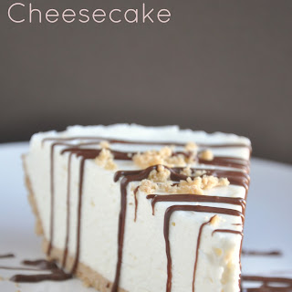 Easy Marshmallow Cheesecake