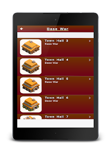 App Maps For Clash of Clans 2017 APK for Windows Phone