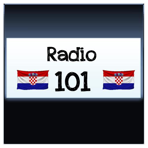 Android aplikacija Radio 101 Croatia Zagreb Fm Radio na Android Srbija