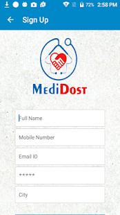 MediDost APK for Ubuntu