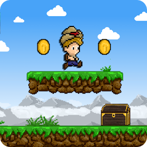 Timmy's World - Platformer