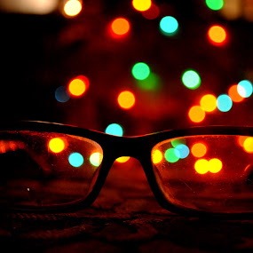Specs and Bokeh  by Arpan Sagar - Artistic Objects Other Objects
