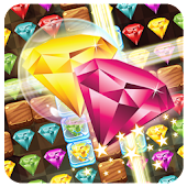 Crazy Jewel Crush APK Descargar