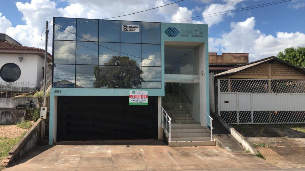 Ponto à venda, 232 m² por R$ 800.000,00 - São Vicente - Boa Vista/RR