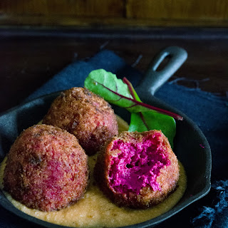 Goats Cheese In Breadcrumbs Recipes