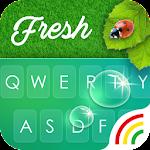 Green Keyboard Theme - Emoji&Gif Icon