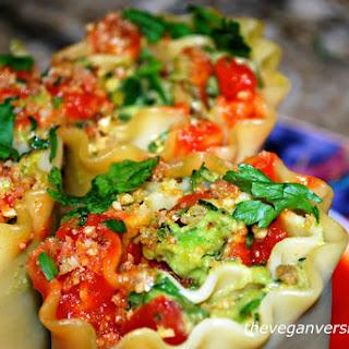 Vegan Lasagna Rolls Recipes